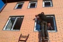 Монтаж решеток в Ленинск-Кузнецком