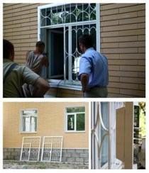 Установка решеток в Ленинск-Кузнецком