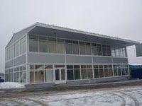 Построить торговые павильоны г.Ленинск-Кузнецкий