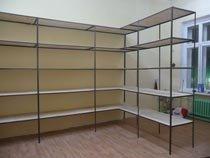 Изготовление, монтаж металлические стеллажи в Ленинск-Кузнецком и пригороде